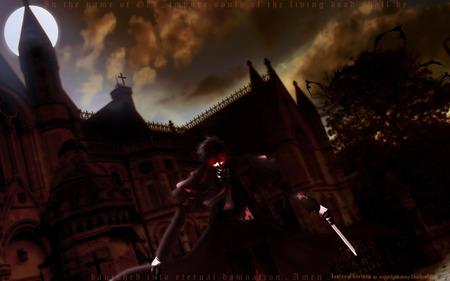 Hellsing: Alucard - hellsing, alucard