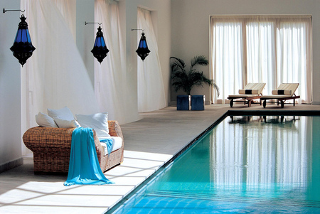 Spa pool - lounge, fancy, photography, indoor, spa, water, abstract, pool, resort, beauty, elegant, popular, relaxing, photo