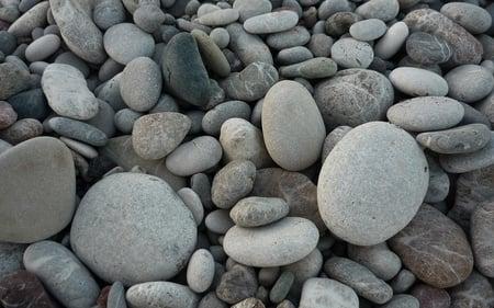 Large Stones - beautiful, gray, stone, photography, stones, nature, rocks