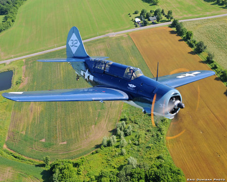 Curtiss-Wright SB2C Helldiver - war, ww2, wright, sb2c, helldiver, divebomber, dive bomber, bomber, curtiss, navy