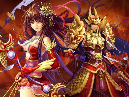 two legendary warriors other anime background wallpapers on