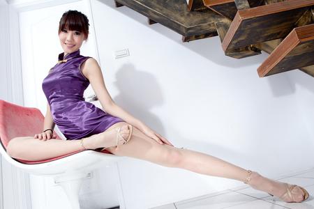 Asian leg model