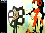 P3P Male and Female Characters