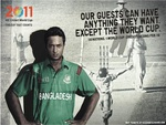 Shakib al Hasan-world cup 2011