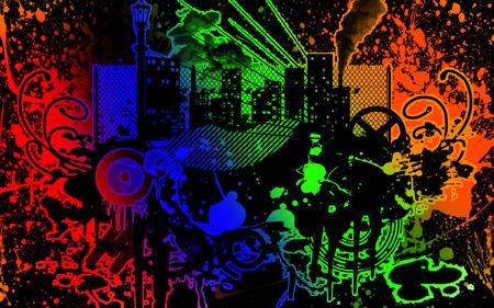 Comments On Graffiti City Graffiti Wallpaper Id 597760
