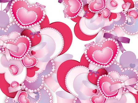 hearts and diamond other abstract background wallpapers on
