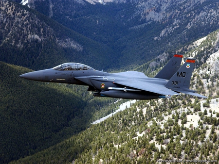 McDonnell Douglas F-15 Eagle - united states air force, f 15, us air force, f 15 eagle