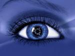 Blue Ubuntu Eye