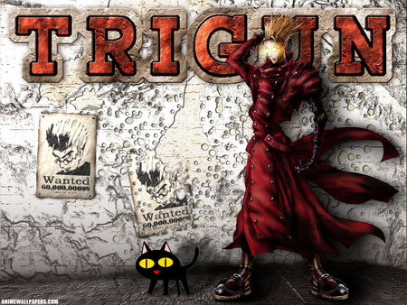 Untitled Wallpaper - vash, trigun