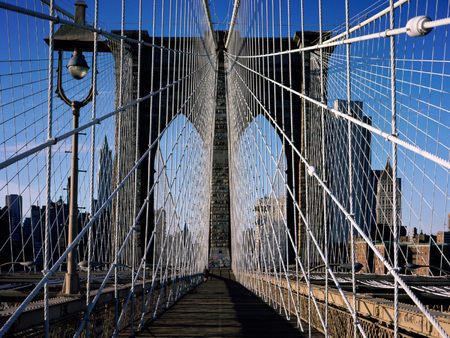 Untitled Wallpaper - new york city, brooklyn bridge, new york, nyc
