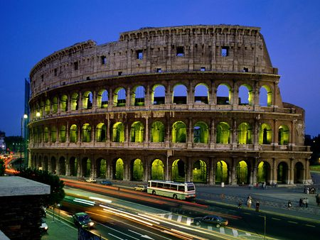Untitled Wallpaper - coliseum, italy, rome, roman ruins