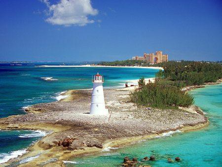 Paradise Island Nassau Bahamas - bahamas, paradise island, nassau