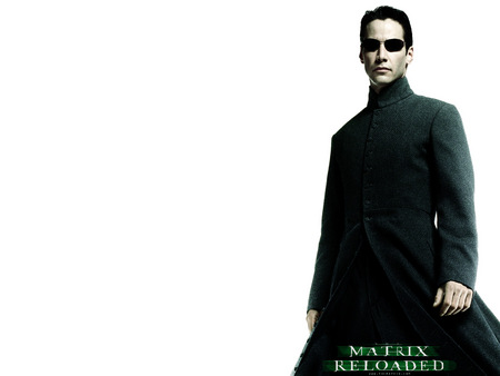 Untitled Wallpaper - 4, keanu reeves, matrix reloaded