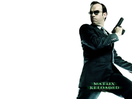Untitled Wallpaper - hugo weaving, matrix reloaded, agent smith, matrix, the matrix