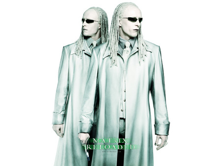 Untitled Wallpaper - the matrix, twins, matrix, matrix reloaded