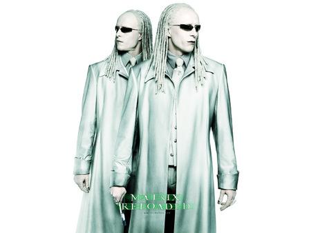 Untitled Wallpaper - twins, matrix, the matrix, matrix reloaded