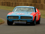 Dodge Charger NASCAR Race Car 1972