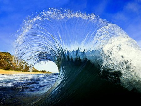 surfer - amazing, water, waves, blue