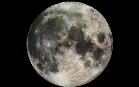 moon - moon, satellite, full moon, 2nd light