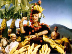 THE LADY WITH THE BANANAS CARMEN MIRANDA