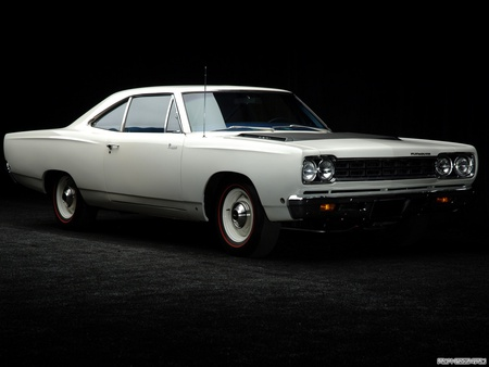 plymouth roadrunner - cars, hot, plymouth, muscle