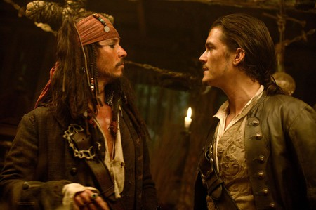 Jack Sparrow~Will Turner - pirates, jack sparrow, will turner, caribbean