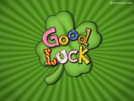 St Patricks Day Good Luck Other Abstract Background Wallpapers