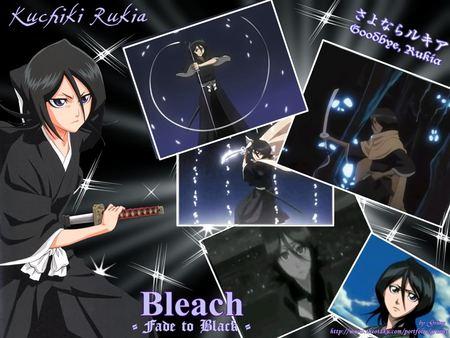 RUKIA Fade to Black - shinigami, fade to black, kuchiki rukia, bleach