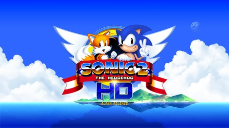 Sonic 2 HD Wallpaper - 2, hd, sonic, wallpaper