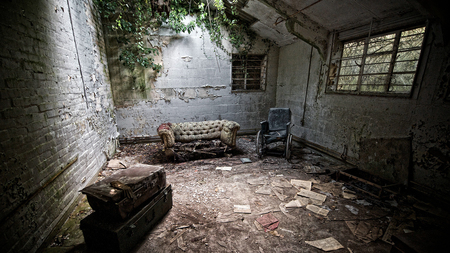 The Room Abandoned