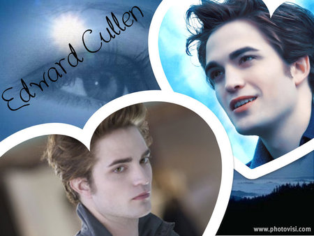Edward Cullen - eclipse, twilight, cullens, edward