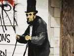 Banksy Abe