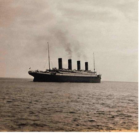 RMS TITANIC - rms titanic