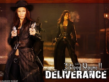 Bloodrayne 2 Movies Entertainment Background Wallpapers On