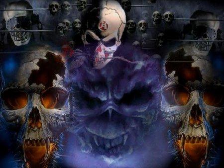 Stolen - vengence, skull, tenskull, skulls, vampire