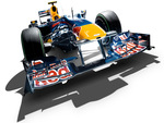 Red Bull Racing RB6 Studio