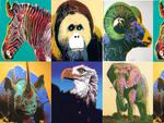 Warhol Animals
