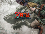 Twilight Princess Link Wolf