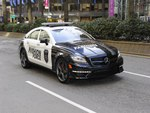 Mercedes Benz CLS 63 AMG Police