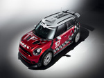 Mini Cooper CountryMan WRC