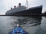 QUEEN MARY IN LONGBEACH