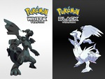 Pokemon Black and White Reveresed
