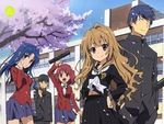 toradora (friends 4 ever)