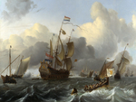Dutch Fleet 'De Eendracht'