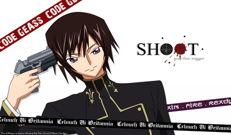Shoot My Head Other Anime Background Wallpapers On Desktop Nexus Image 615830