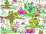 SILLY FROGS