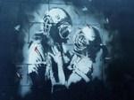 Banksy Divers
