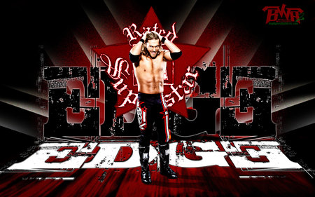 New Wwe Superstar Edge Wallpaper Other Entertainment Background