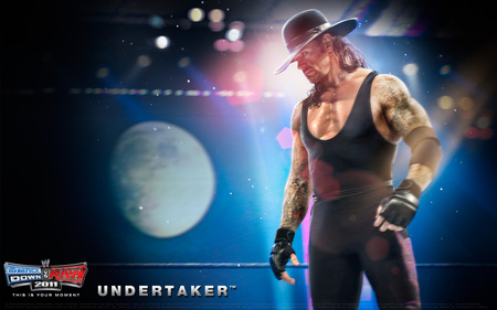 Wwe SmackDown Vs Raw 2011 Wallpaper - undertaker, the deadman, smackdown vs raw 2011, wwe