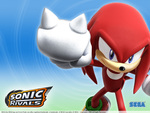 Sonic Rivals - Knuckles